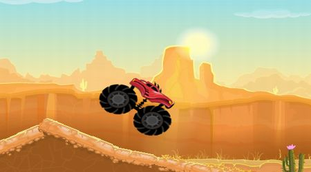 Screenshot of the game Extreme Trucks USA