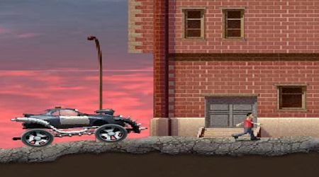 Screenshot of the game Hell Cops