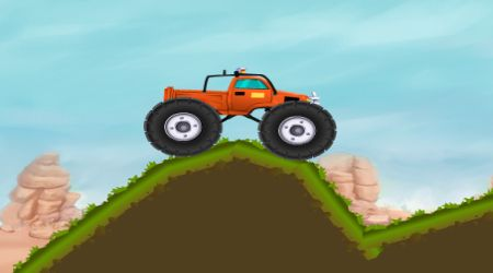 Screenshot of the game Mad Truck