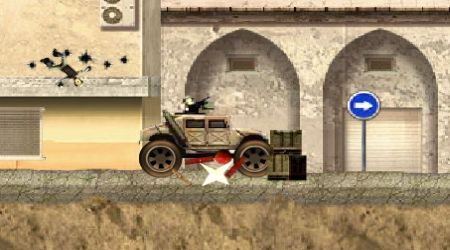 Screenshot of the game War Machine